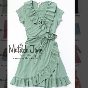 Women's Matilda Jane Dress Light As Air  NWT